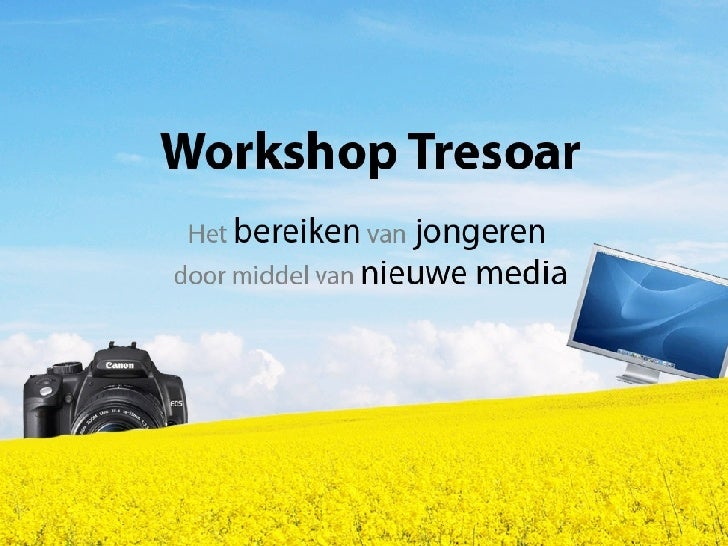 Tresoar Webloggen