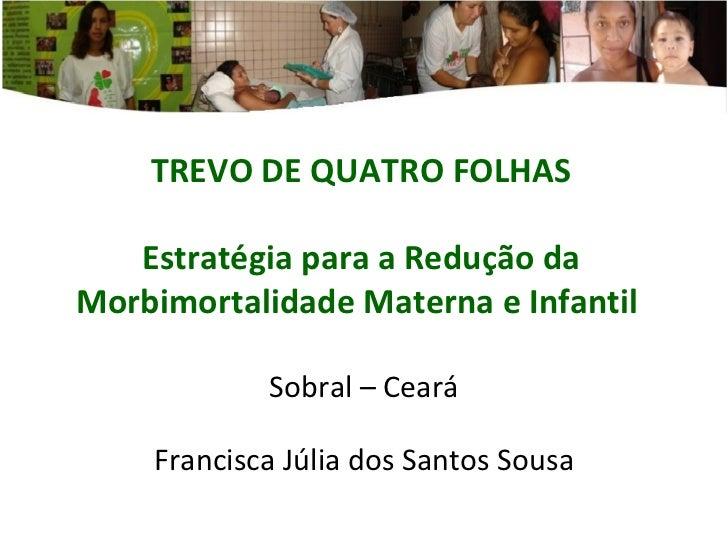 Reunião sobre Primeira Infância: Estratégia para a Redução da Morbimortalidade Materna e Infantil