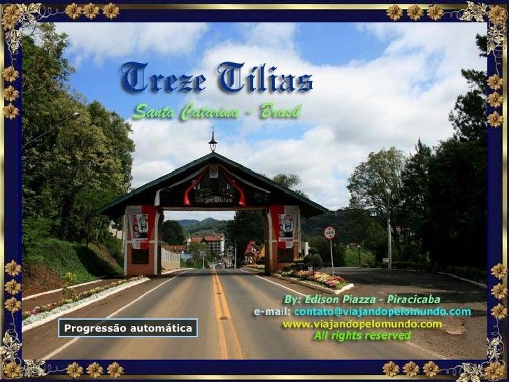 Resultado de imagen para brasil Treze Tilias