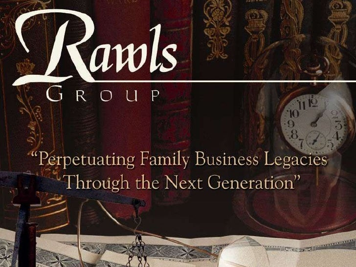 Business Succession Planning - About The Rawls Group