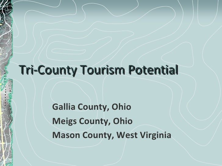 Tri county tourism