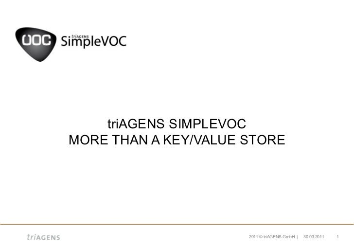 SimpleVoc vs Memcached