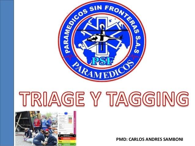 Triagge y tagging psf
