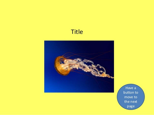 Trial powerpoint interactive example