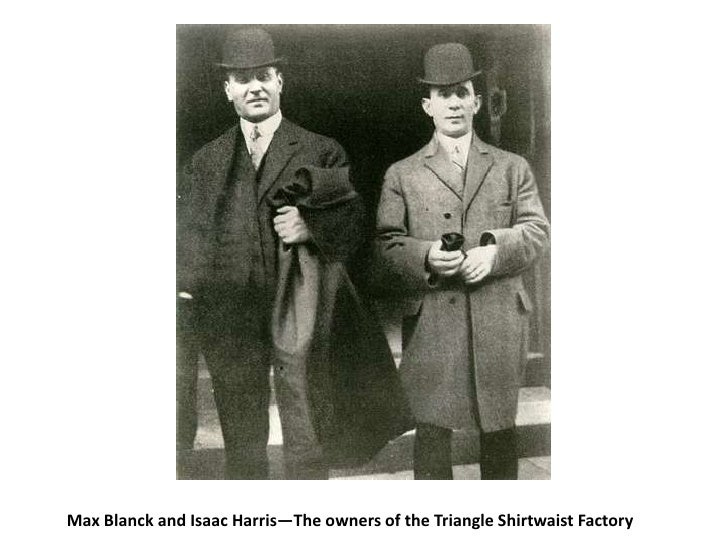 Triangle Shirtwaist Factory Fire