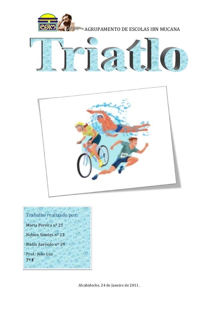 EF: Triatlo
