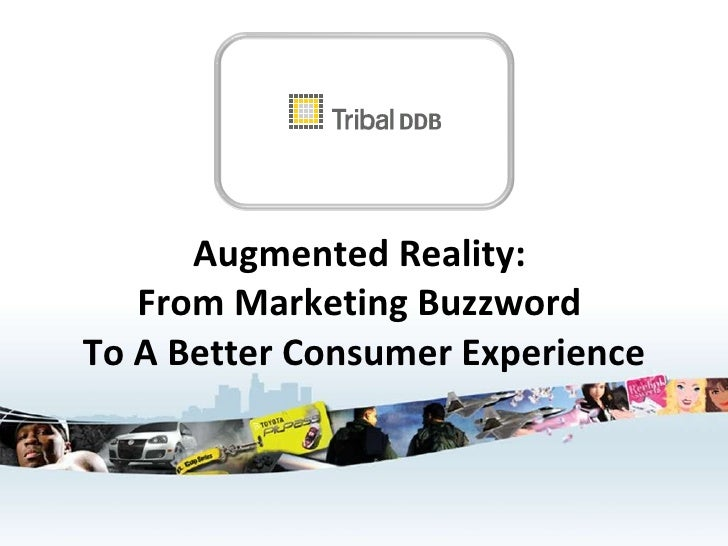 Augmented Reality:  From Marketing Buzzword  To A Better Consumer Experience