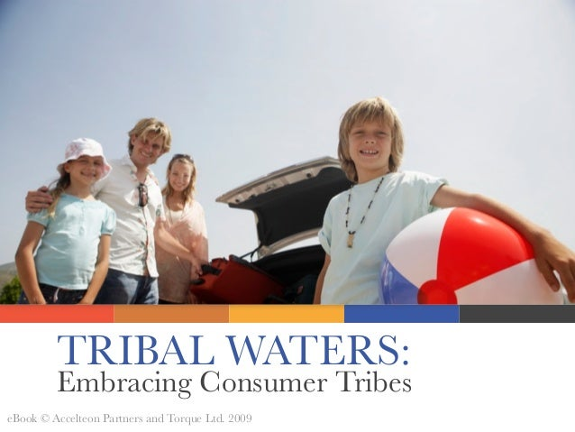 TRIBAL WATERS:         Embracing Consumer TribeseBook © Accelteon Partners and Torque Ltd. 2009