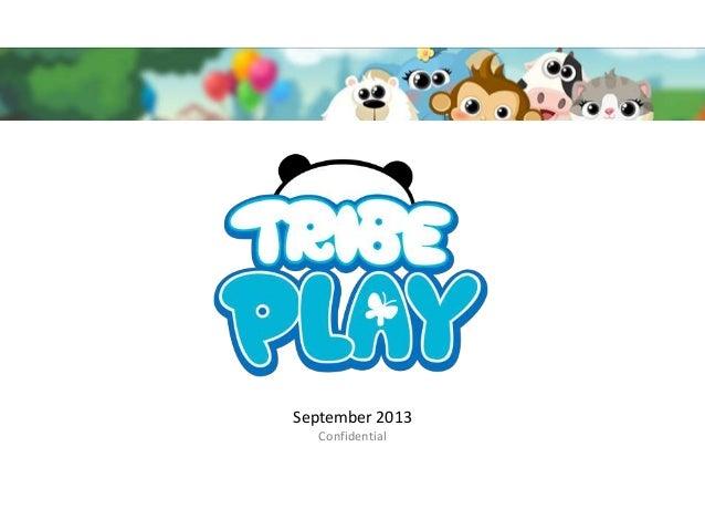 Digital Kids Edu 2013: Thijs Bosma, Founder, TribePlay