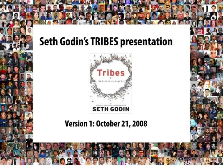 Seth Godin on Tribes