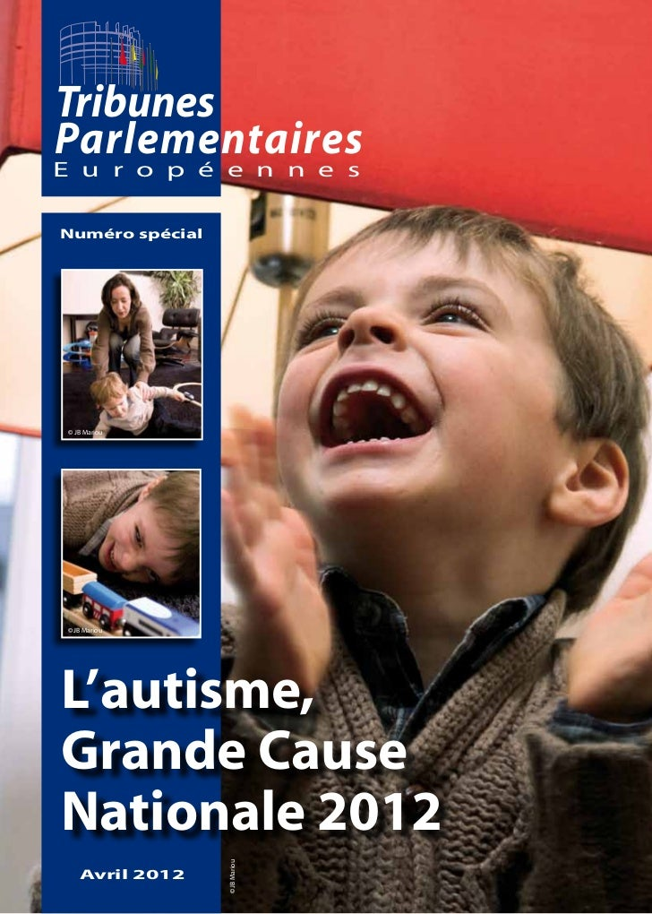 Tribunes parlementaires-europeennes-autisme-avril-2012
