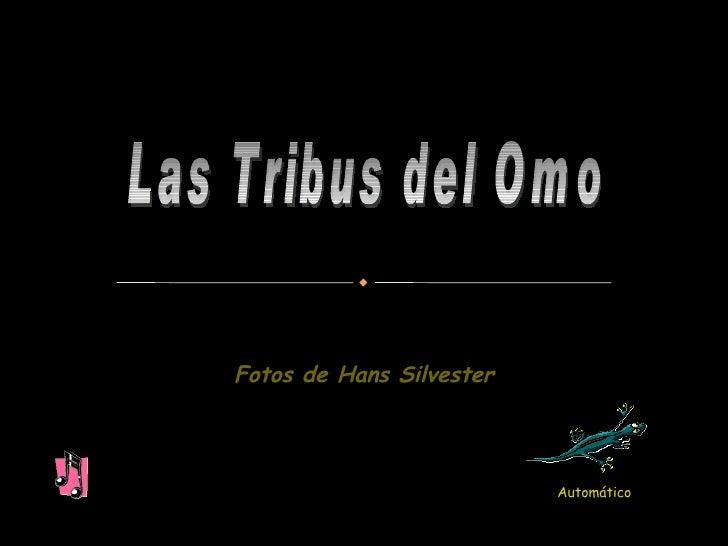 Tribus Del Omo