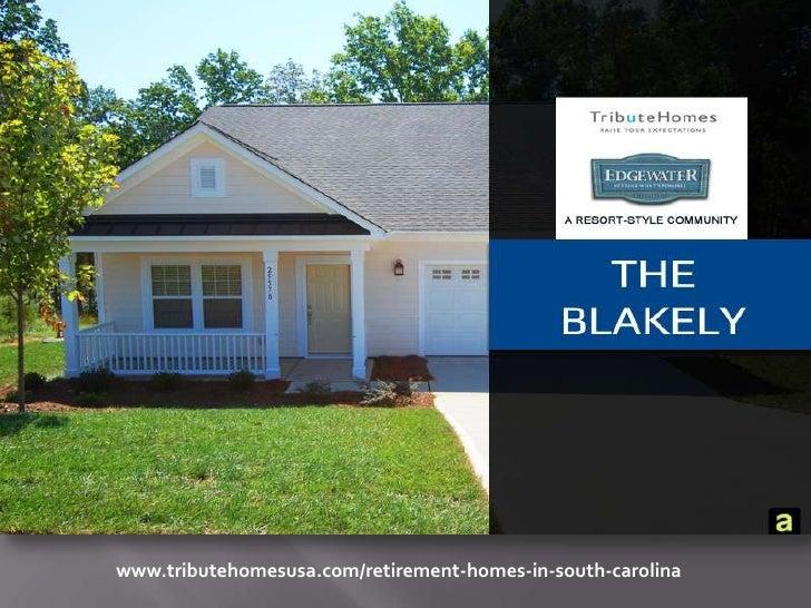 www.tributehomesusa.com/retirement-homes-in-south-carolina<br />