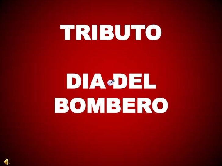 22-AGOSTO DIA DEL BOMBERO