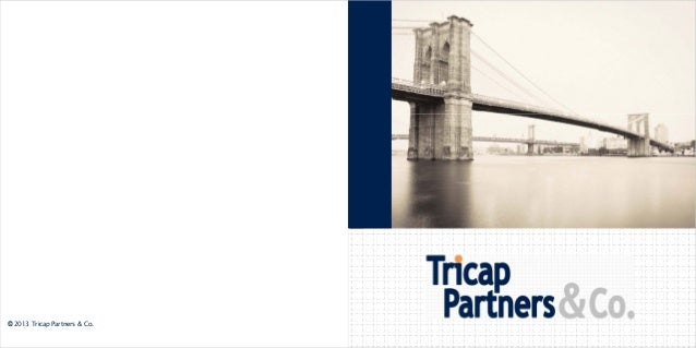© 2013 Tricap Partners & Co.