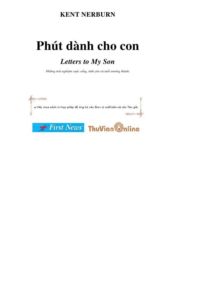 Trich Phut Danh Cho Con
