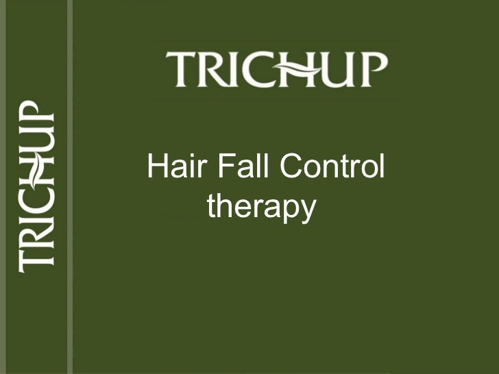 Hair Fall Control    therapy