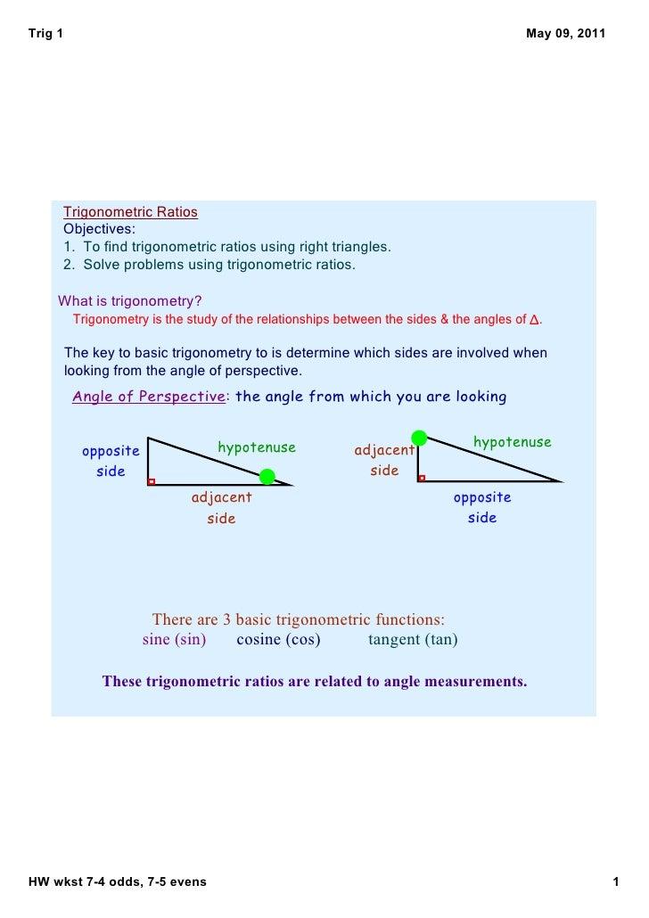 Trig1                                                                                    May09,2011     TrigonometricR...