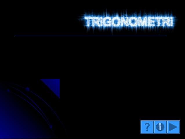 KONULAR;Bir Dar Açının Trigonometrik Oranları30° Ve 60°lik Açıların Trigonometrik Oranları45° lik Açının Trigonometrik Ora...