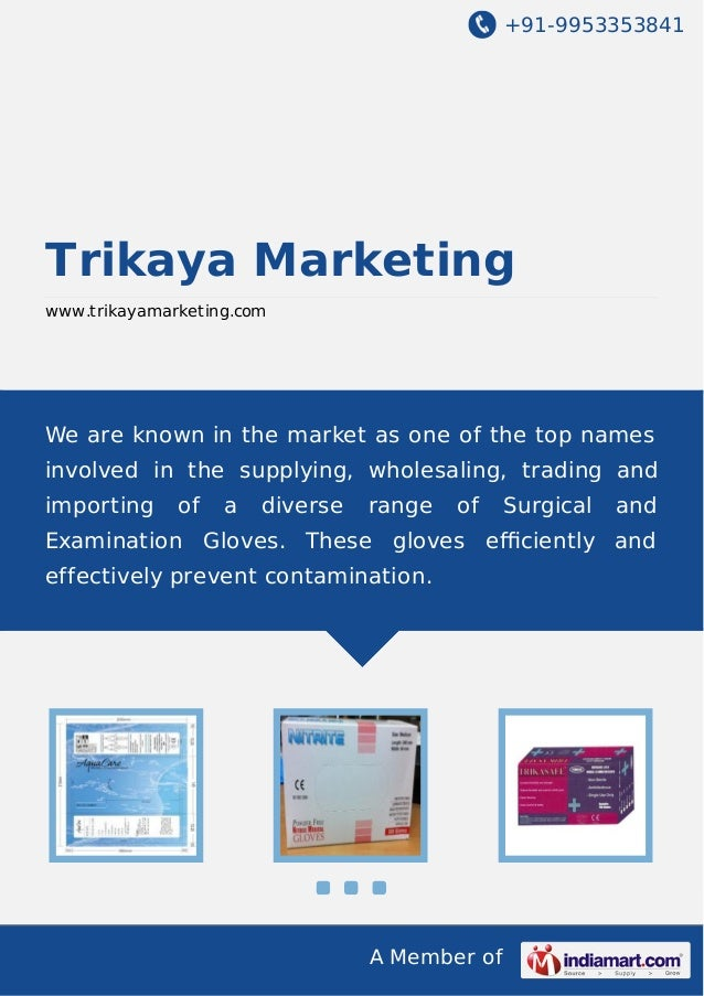 Bathing Gloves by Trikaya marketing