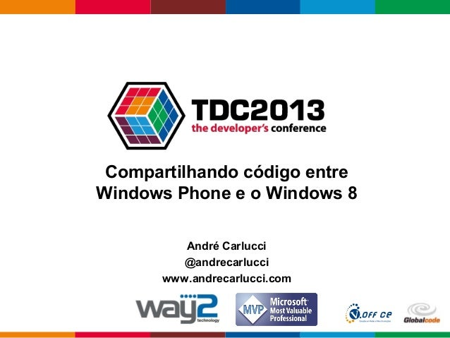 Compartilhando código entre Windows Phone e o Windows 8