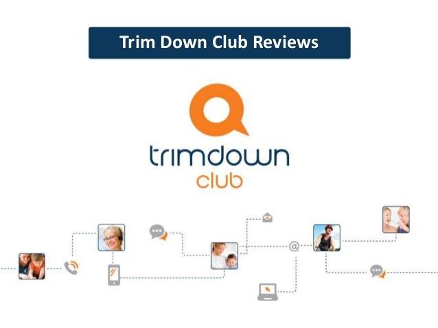 Trim Down Club Reviews