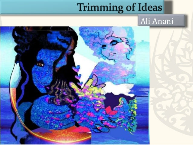 Trimming of  ideas