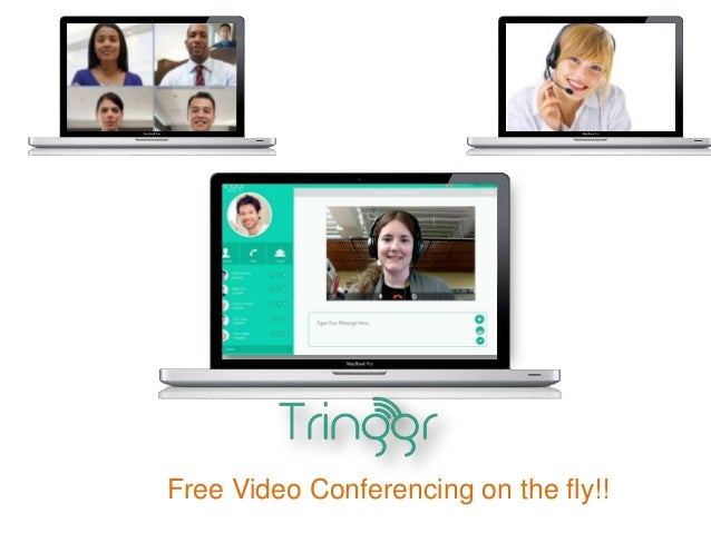 Tringgr- WebRTC Powered Video Conferencing Solution
