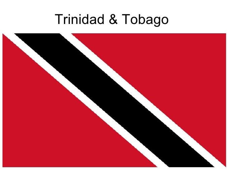 Trinidad & Tobago, spreekbeurt