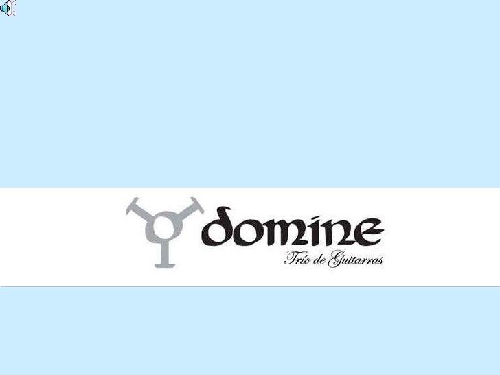 Trio Domine