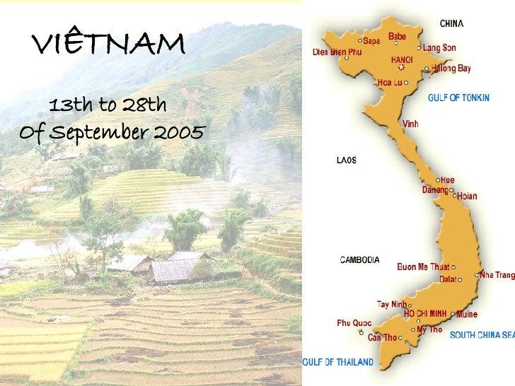 Trip in Vietnam - Part 1