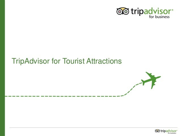 TripAdvisor for Tourist Attractions