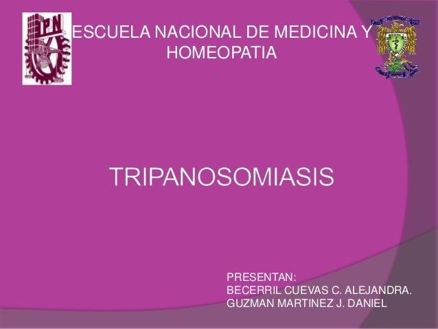 Tripanosomiasis[1]