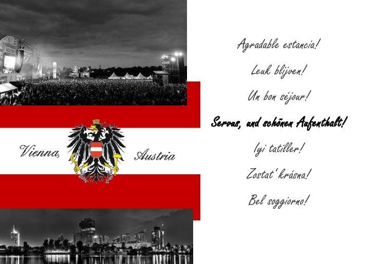 Trip to Austria