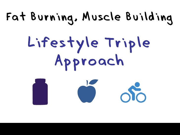 Fat Burning, Muscle Building   Lifestyle Triple       Approach