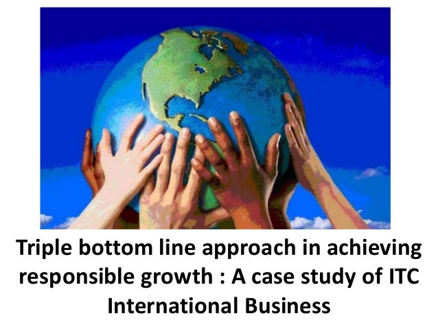 corporate social responsibility case study itc ltd Infosys limited ('infosys' or 'the company') has been an early adopter of corporate social responsibility ('csr') initiatives along with sustained economic performance, environmental and.
