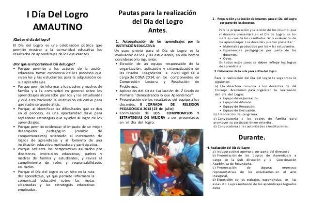 Del Da De Logro En Educacion Inicial | MEJOR CONJUNTO DE FRASES