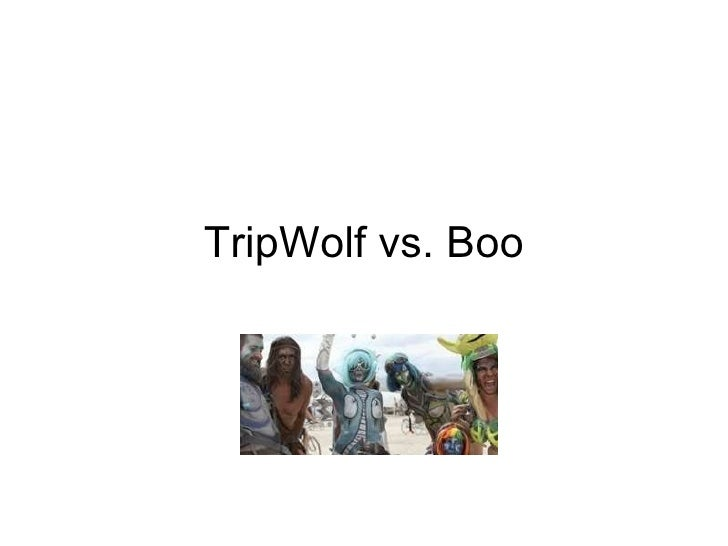 TripWolf vs. Boo