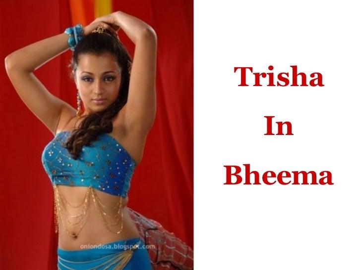 Trisha In Bheema
