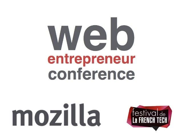 Le Web est la plateforme - #Frenchtech