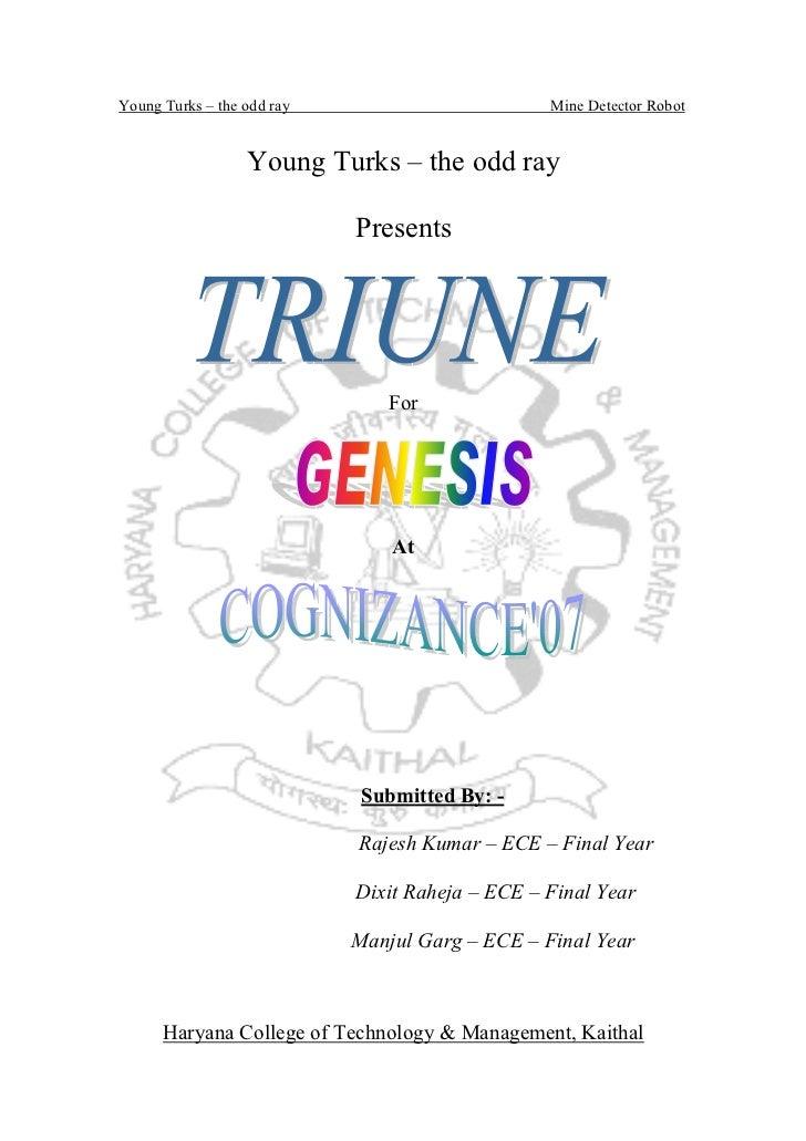 Triune(genesis)