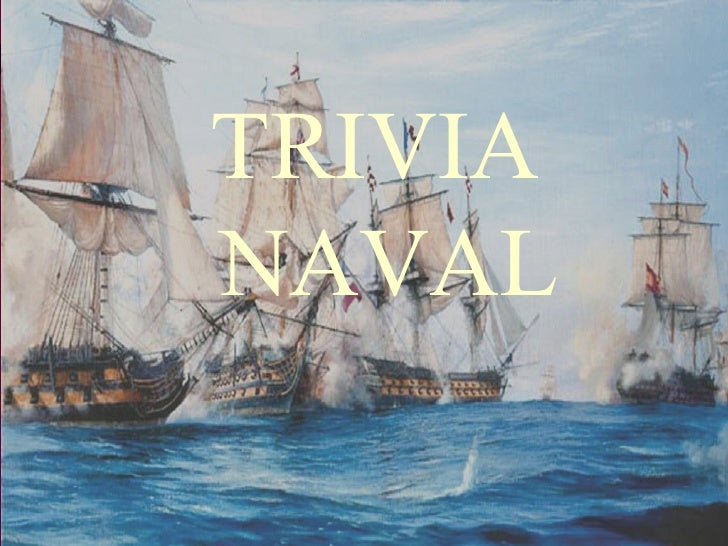 Trivia naval