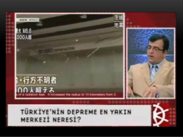 Türkiye'nin Depreme En Yakın Bölgesi Neresi?