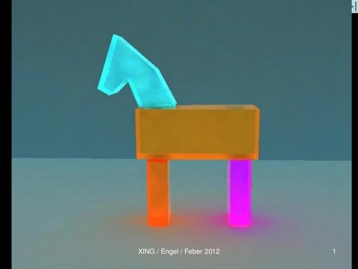 Trojanisches Marketing   Xing - Graz - 2012 - pdf-vorlage