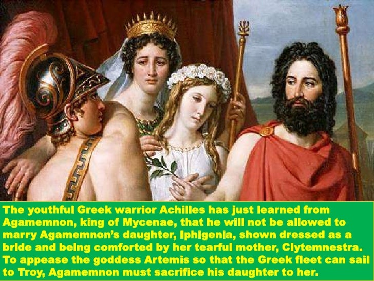 the difference in characters of achilles and agamemnon