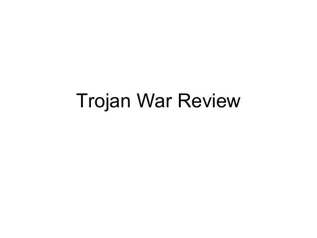 Trojan War Review