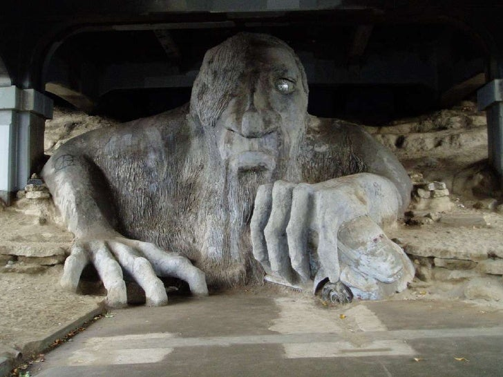 Troll Under The Bridge