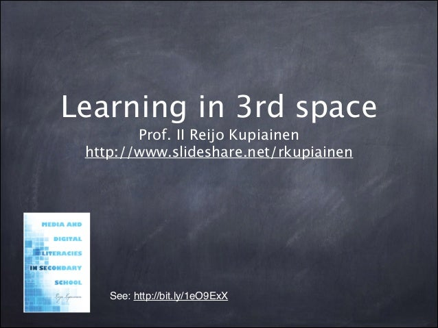 Learning in Third Space