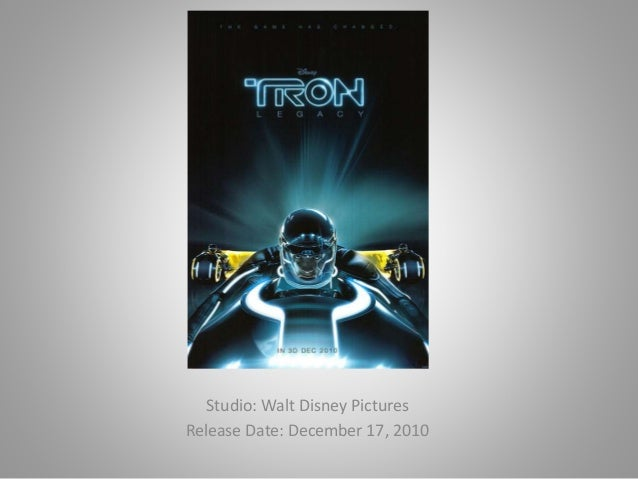 Studio: Walt Disney Pictures Release Date: December 17, 2010