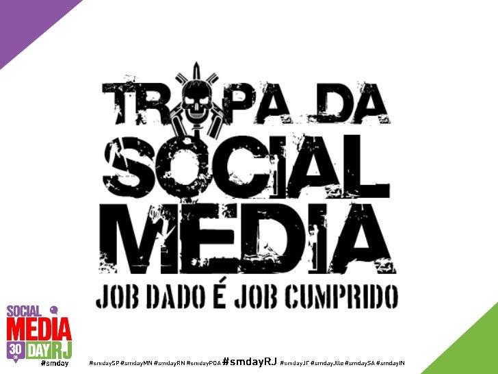 Tropa da Social Media: Job dado é job cumprido